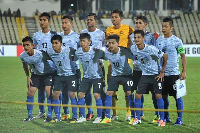 India at AFC U16