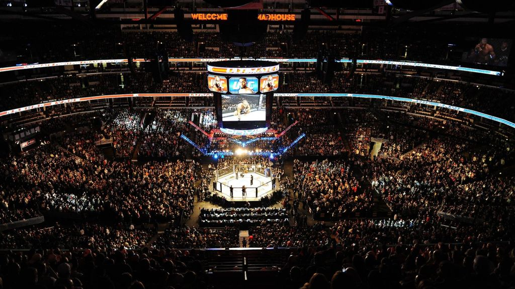 Blackout Beginnings And Resurgence Of MMA