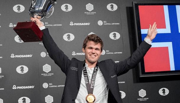 Magnus Carlsen Prevails Over Sergey Karjakin