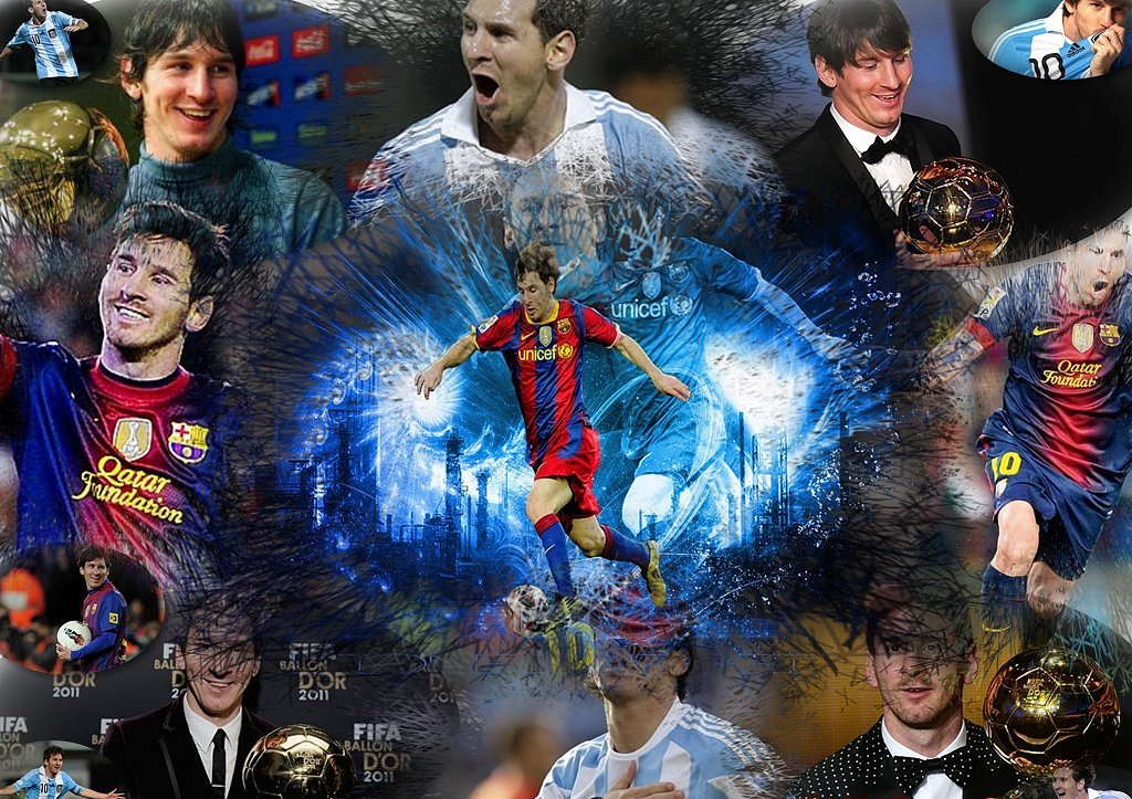 Lionel Messi Made me Love 'The Beautiful Game'