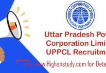 Uttar Pradesh Power Corporation Ltd Jobs