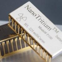 NanoTritium, the Nuclear Powered Battery...