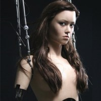 Samantha West, the Voice of the Next Generation Robot or Synthetic Telemarketer?.....