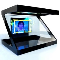 Holho, the Holographic Display for your Mobile or Tablet...