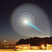 Anomalous Spiral Lights in the Sky are Still Appearing Around the World...