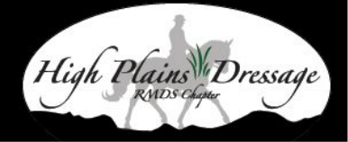 High Plains Dressage Society