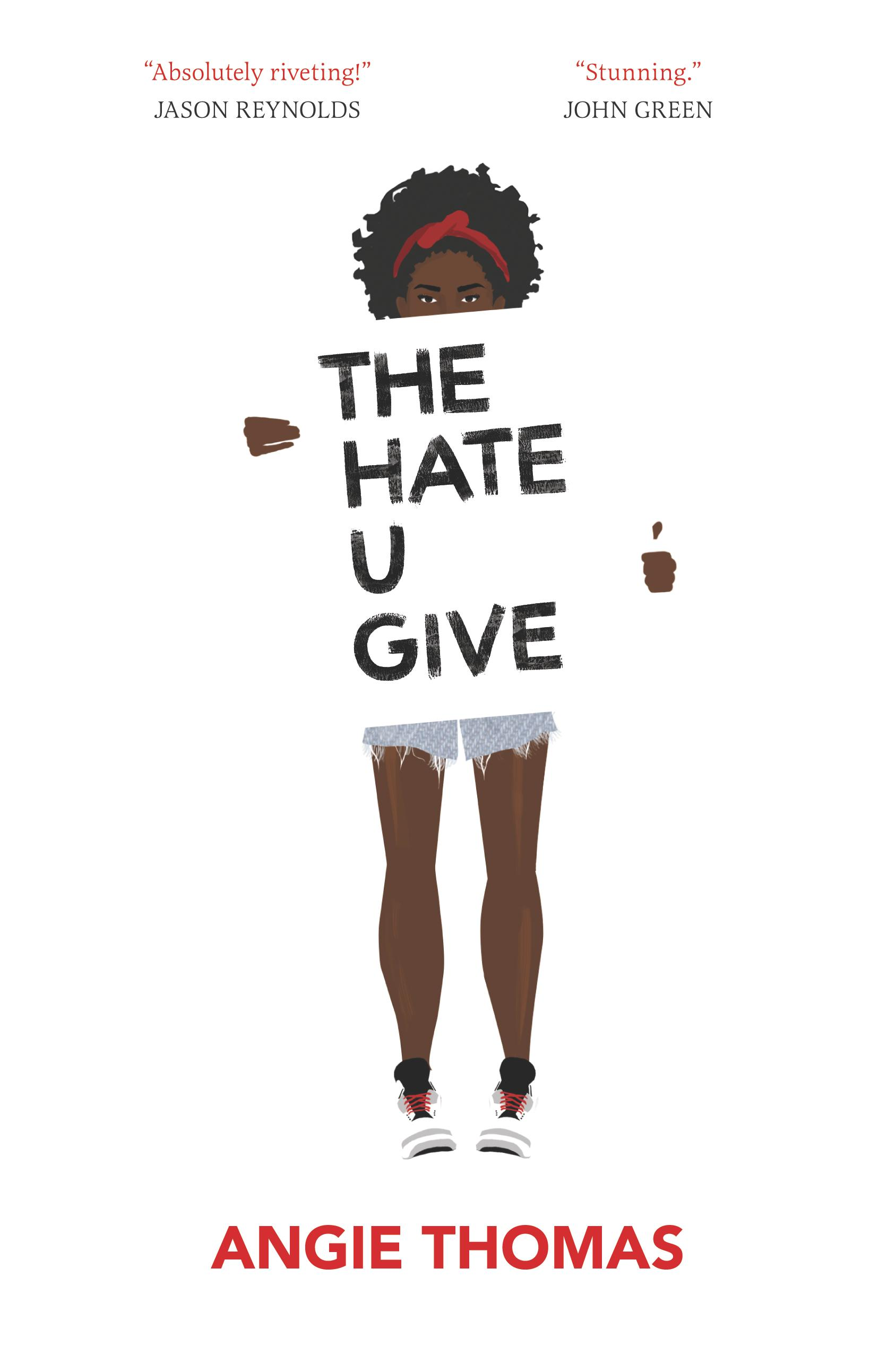 Books We Love: The Hate U Give by Angie Thomas | High Point University |  High Point, NC