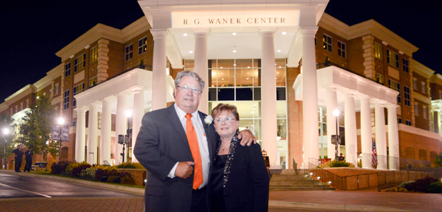 HPU Names Facility In Honor Of Ashley Furniture Founder