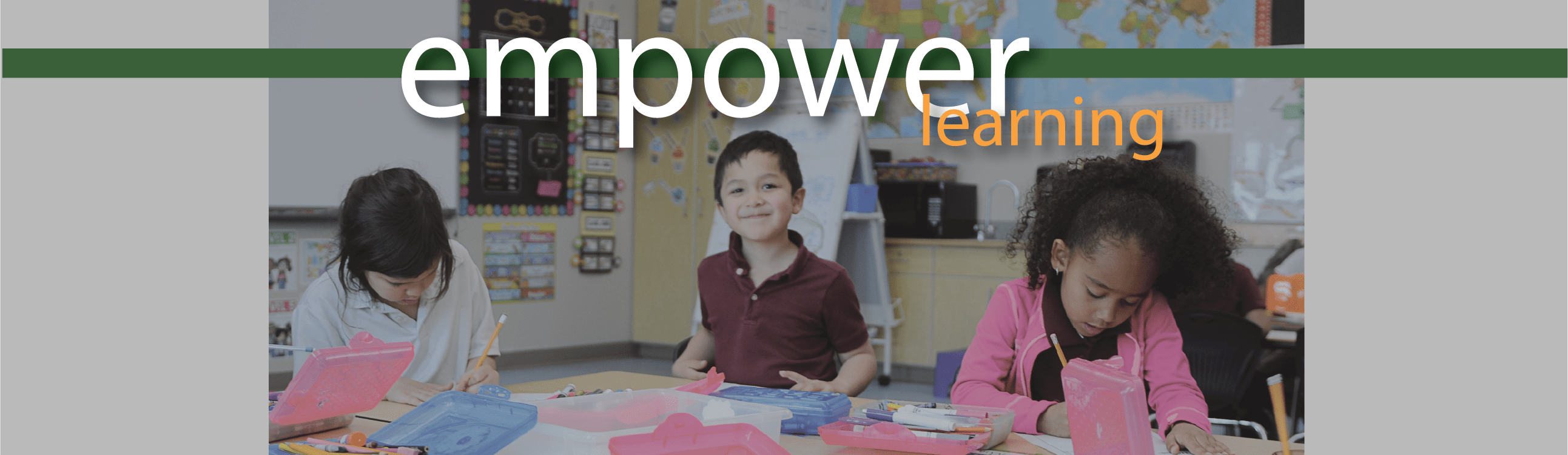 Empower learning at High Point Academy