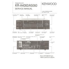 KRA5060 Kenwood Service Manual HighQualityManuals