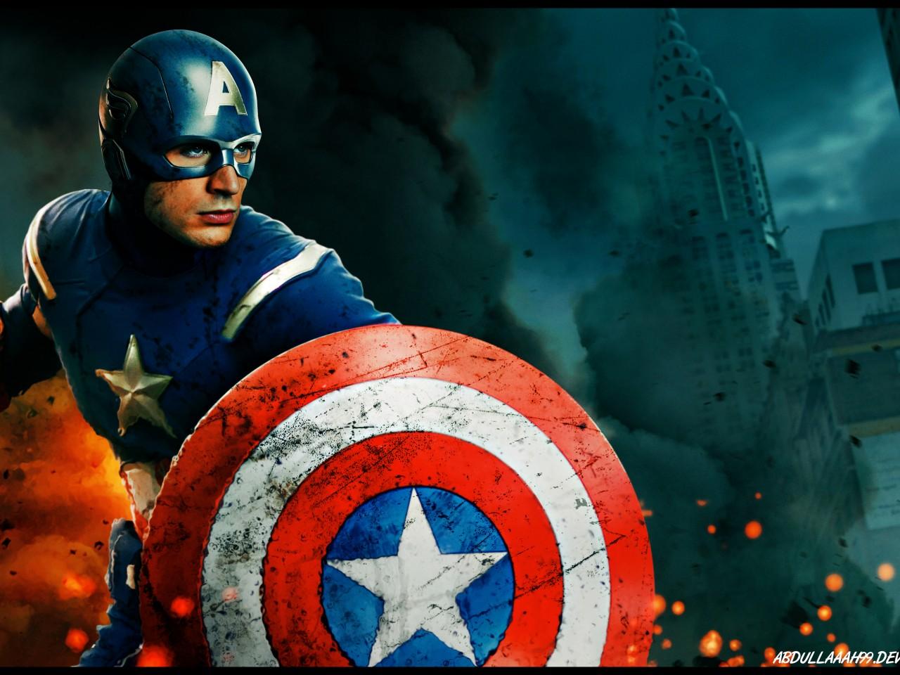 Captain America Hd Wallpapers