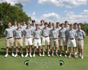 Mountain Brook Varsity Golf Team
