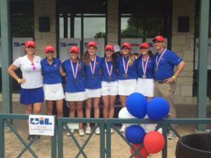 Austin Westlake High School Girls Golf