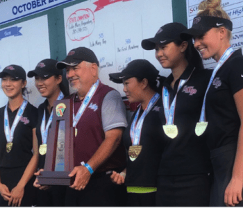 Lake Mary Prep Girls Golf Team