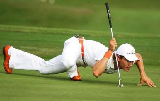 high school golf flexibility