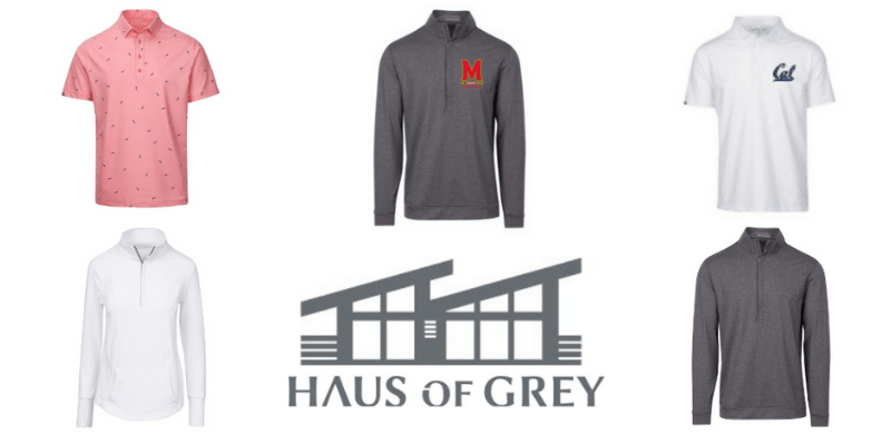 Haus of grey high school