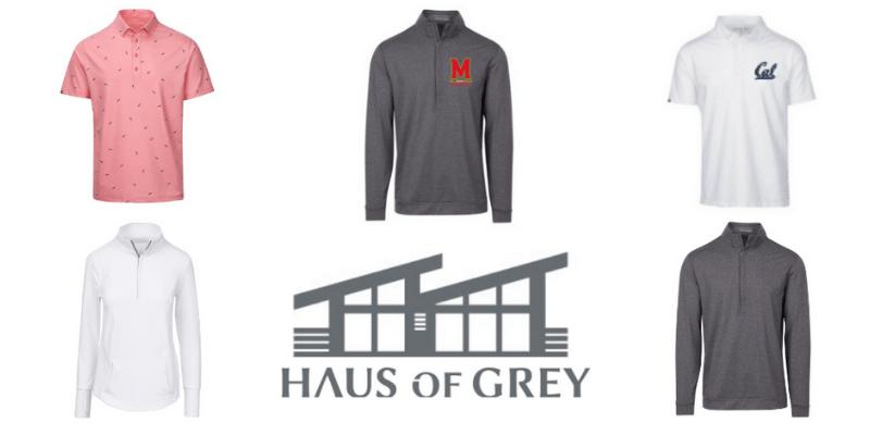 Haus of grey high school