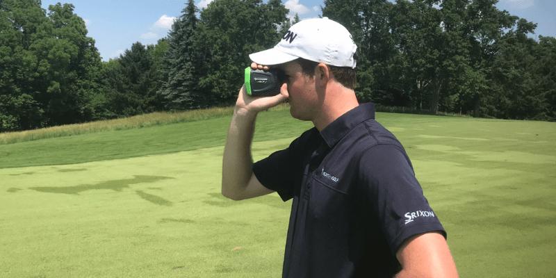 rangefinder golf deals for high school players
