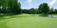 High school golf course