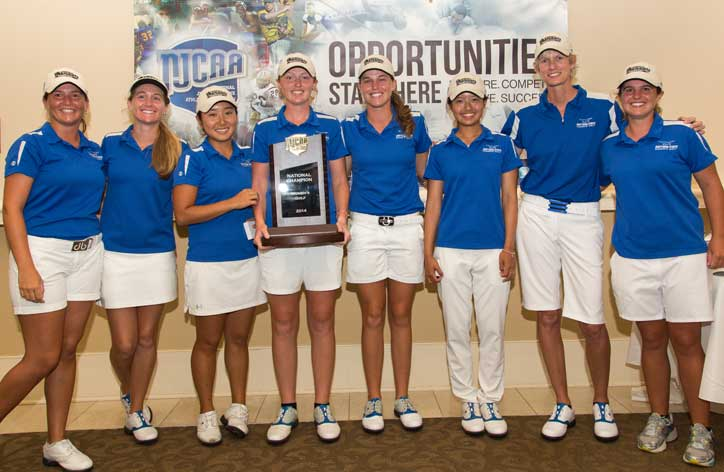 NJCAA Women's Golf