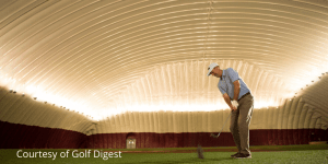 Best indoor golf drills