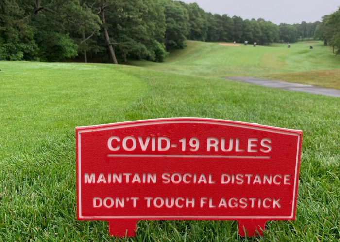 Golf During COVID 19