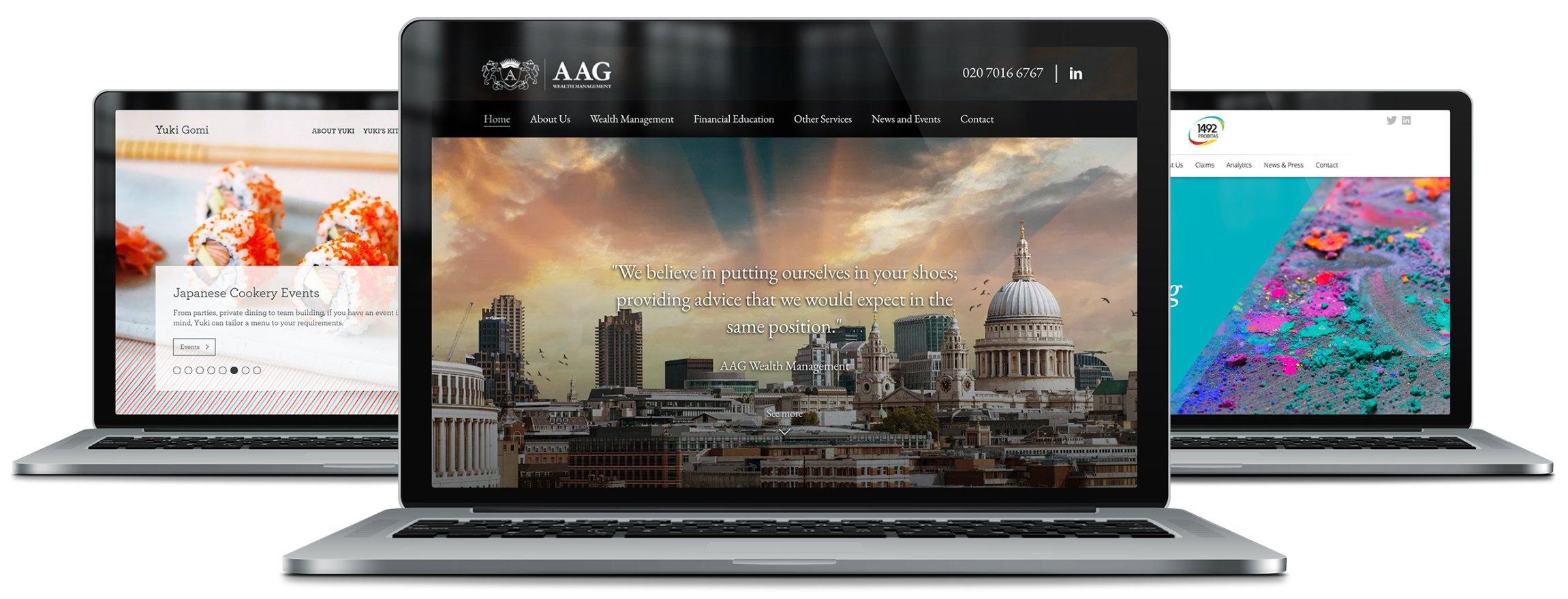 Web Design London Highscore