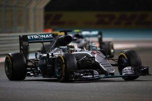 F1 - ABU DHABI GRAND PRIX 2016
