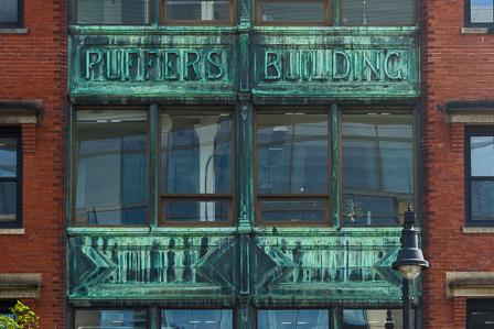 Puffer's Building