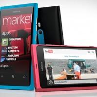 Nokia Lumina 800 mit Windows Phone