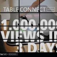 Table Connect: 1 Million YouTube-Views in drei Tagen
