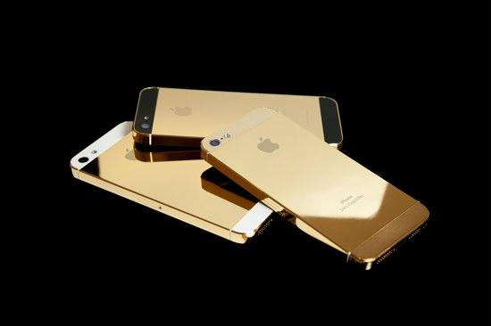 iPhone Gold Elite