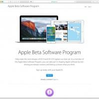 apple beta iOS 9