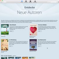 iBooks Store Featured