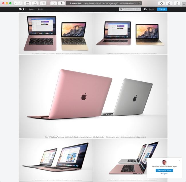 MacBook Pro 15 Martin Hajek