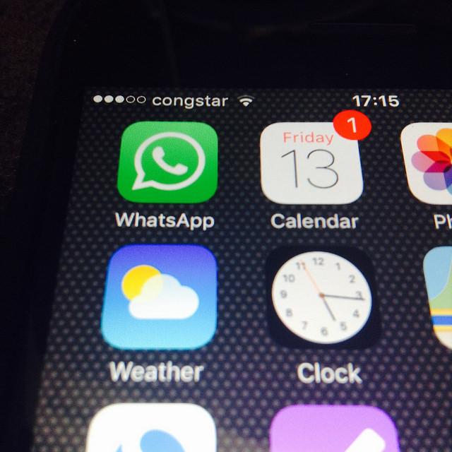 whatsapp mit backdoor