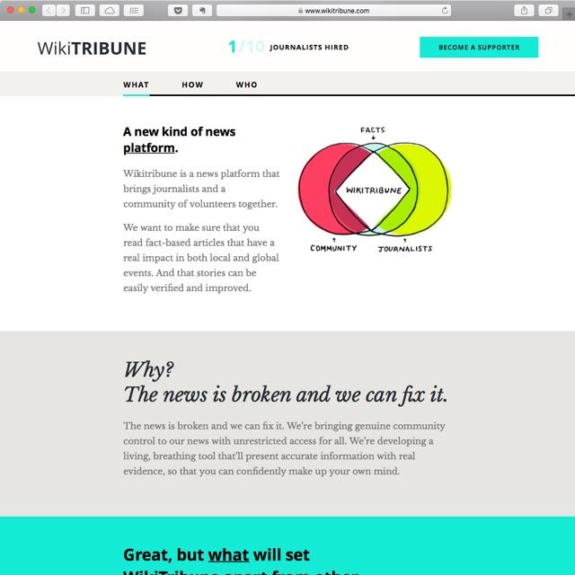 Wikitribune.com