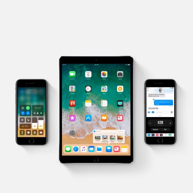 iOS 11 dreht auf dem iPad richtig auf mit Drag-and-Drop