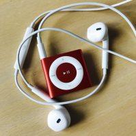 iPod shuffle von 2012 (2010)