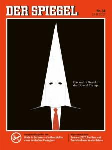 Das wahre Gesicht von Donald Trump