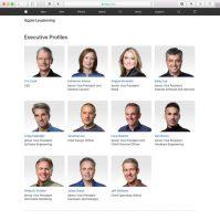 Apple Leadership Late 2017