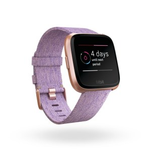 Fitbit Versa SE Female Health