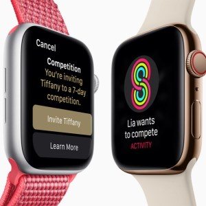 Apple Watch S4 im neuen Design