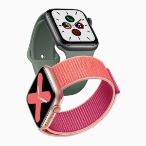 Apple Watch S5 im neuen Design