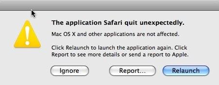 Fix It: Safari 4 Beta Crash on Startup – Plug-in Issue