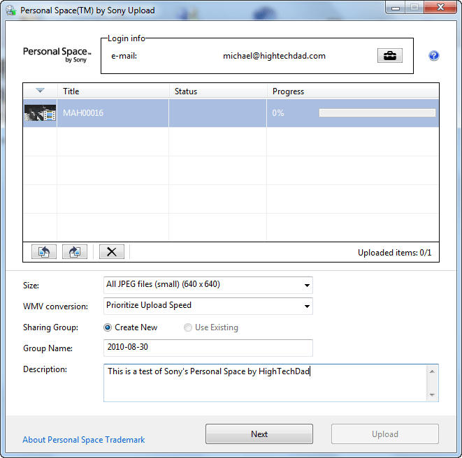 sony pmb software free download f