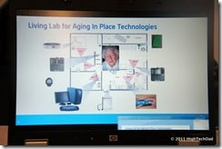 Using technology to help the elderly - Intel Upgrade Your Life 2011