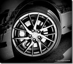 Front Tire - 2013 Infiniti G37 IPL convertible