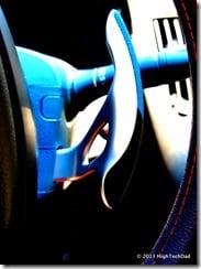 Paddle Shifter - 2013 Infiniti G37 IPL convertible