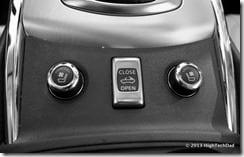 Convertible button - 2013 Infiniti G37 IPL convertible